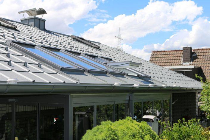 Prefa Dach - Dachfenster